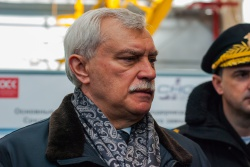 Георгий Полтавченко - губернатор Санкт-Петербурга