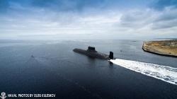 Атомный ракетоносец проект