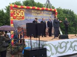 Подмосковное село Дединово стало центром празднова