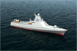 Серия патрульных кораблей проекта 22160
