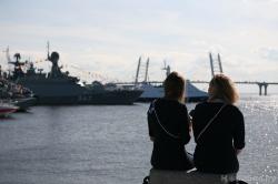 Международный Военно-морской салон - 2017