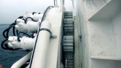 Гидродвигатели с датчиками скорости вращения /