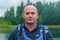 Дмитрий - водитель лодки компании