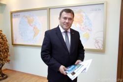 Генеральный директор ОАО «Зеленодольский завод им.