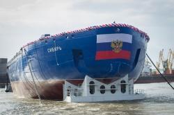 Атомный ледокол «Сибирь» п�