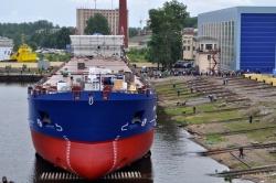 Сухогрузное судно проекта RSD-49
