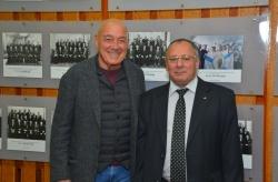 Владимир Познер посетил