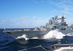 Корабли ТОФ и ВМС Брунея провели совместное учение