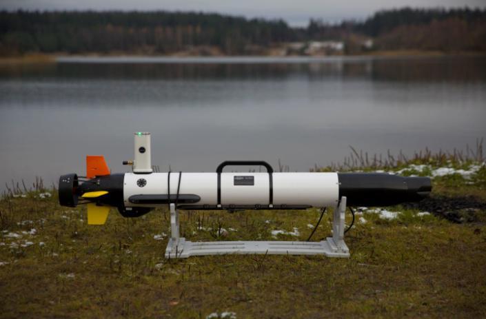 Автономный необитаемый подводный аппарат (АНПА) Iver2