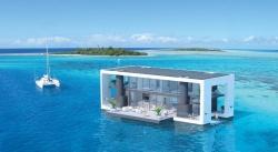 Плавающий дом на воде глазами инженеров из группы