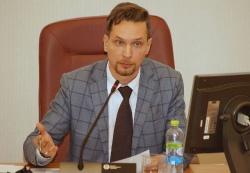 На первом организационном заседании Совета депутат
