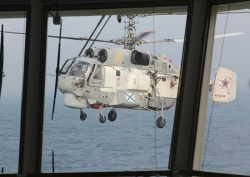 Вертолеты Балтийского флот