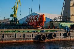 Модернизация глубоководного аппарата на КСЗ