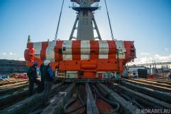 Спасательный глубоководный аппарат
