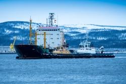 Прибытие в Мурманск танкер�