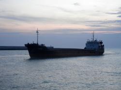 В порту Актау. 01.06.2016