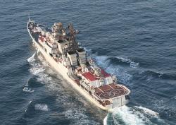 Корабли ТОФ завершили визит в Индонезию