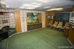 Внутри атомного крейсера