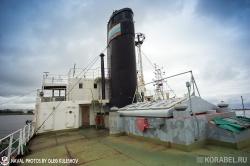Учебно-тренировочное судно