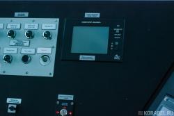 Панель сигнально-отличительных огней коммутатора