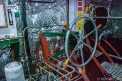 Румпельное отделение судна