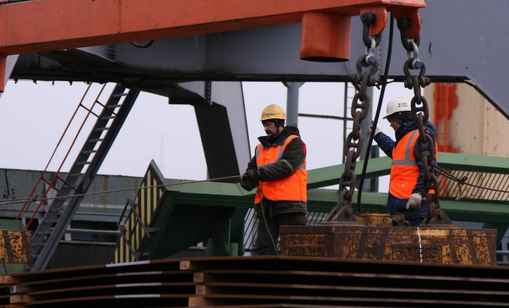 Грузооборот ВМТП в2017 году достиг исторического максимума— 7,5 млн тонн