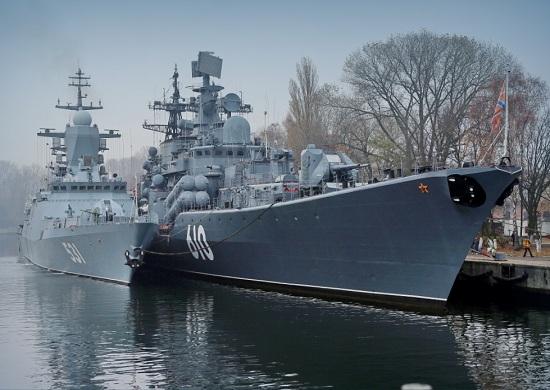 День Балтийского флота ВМФ РФ