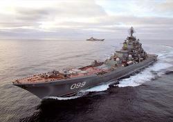Тяжелый атомный ракетный крейсер