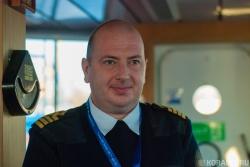 Евгений Летов - капитан суд�