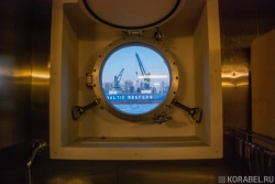 Иллюминатор судна
