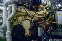 Главный двигатель Cummins KTA38-M