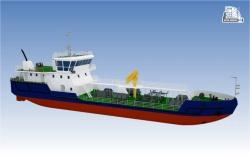 Облик экологического судна