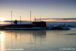 Атомный подводный крейсер �