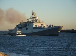 Фрегат ВМС Индии F44 «Табар»