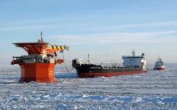 В Северном ледовитом океане