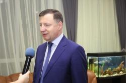 Петр Савчук - заместитель руководителя Росрыболовс