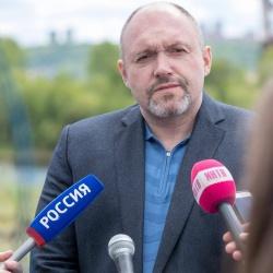 Управляющией директор - Сергей Коновалов