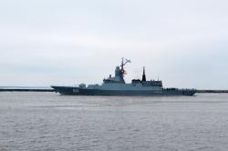 Возвращение кораблей Балти