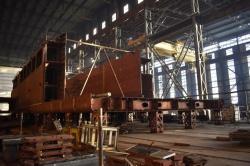 Строительство серии сухогр