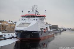 Многофункиональное судно проекта ARC 121