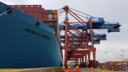 В 2017 году прибыль холдинга Maersk составила $356