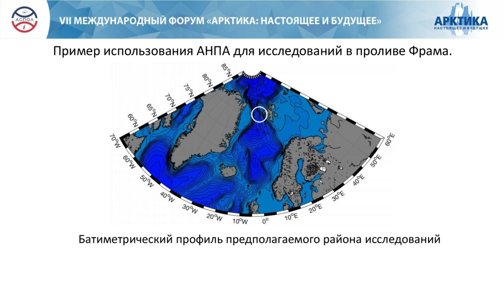 форум Арктика_доклад 2017