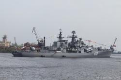 Флагман Балтийского флота -
