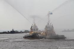 310 лет со дня основания Балтийского флота. Рейдов