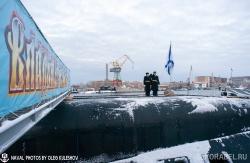 Передача флоту атомной под�