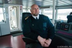 Андрей Вдовченко, капитан