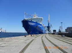 Порт Таллинн - 09 мая 2018 года