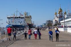 Фестиваль морского флота А�