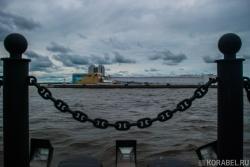 Комплекс защитных сооружений Санкт-Петербург от на