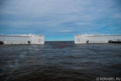 Батопорты судопропускного сооружения С-1